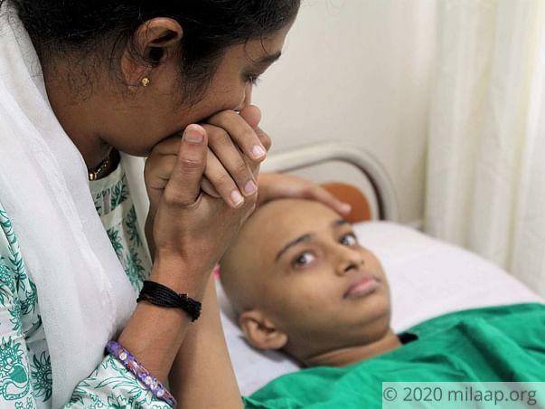 Help Trupti Fight Acute Myeloid leukemia