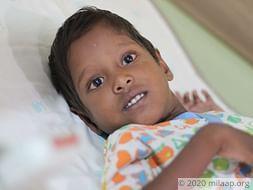 Help Aakash Fight Cardiac Problem