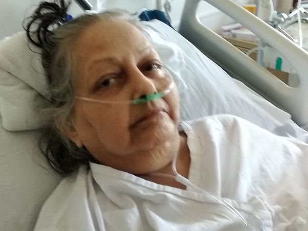 Need Funds To Continue Sepsis Treatment For Our Mother, Yasmin Mistry