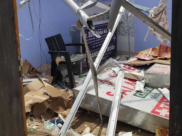Help Shreesai Medicines Fight SuperCyclone