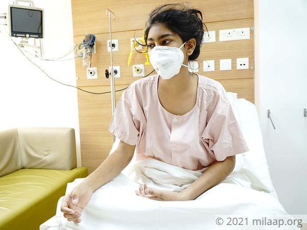 Help Saniya Modi Fight ALL