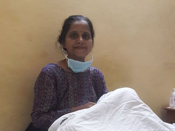 Help Sangeeta Recover From Kidney Infection