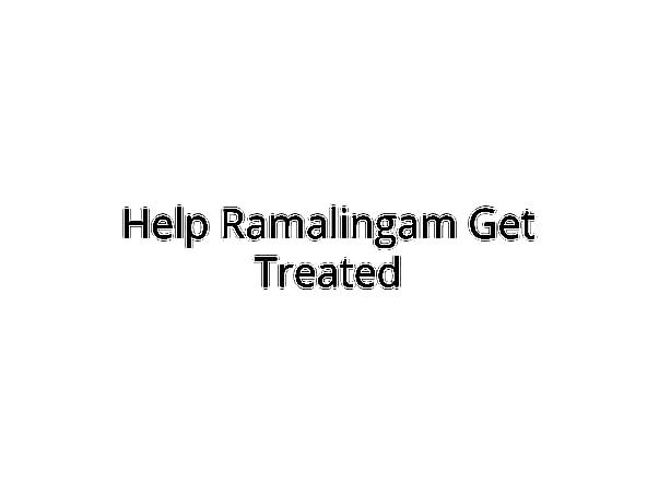 Help Ramalingam Get Treated for Paralysis