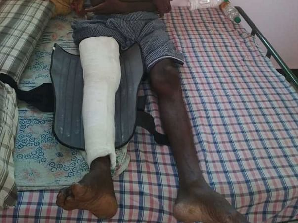 Support Mohanraj To Recover And Get back To His Family