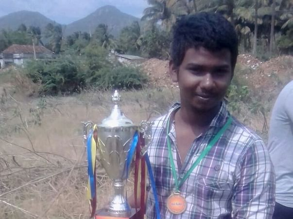 Help Kumar to Pay His College Fees