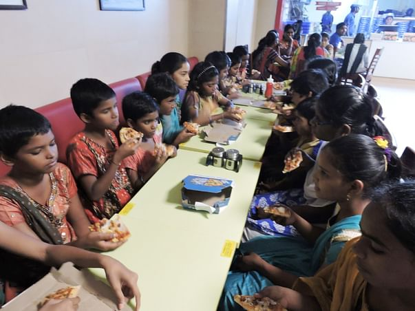 Sponsor Education & Food of Orphan Children in India