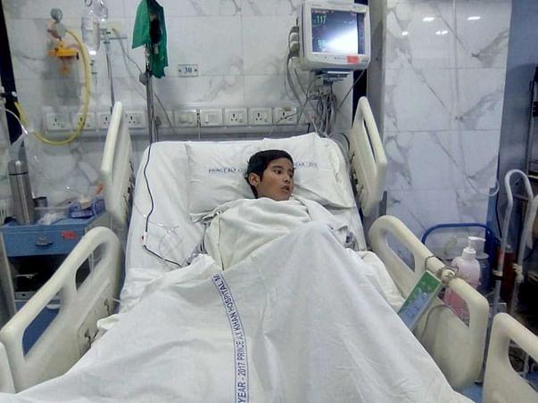 Help My Son Yaman Fight Leukemia