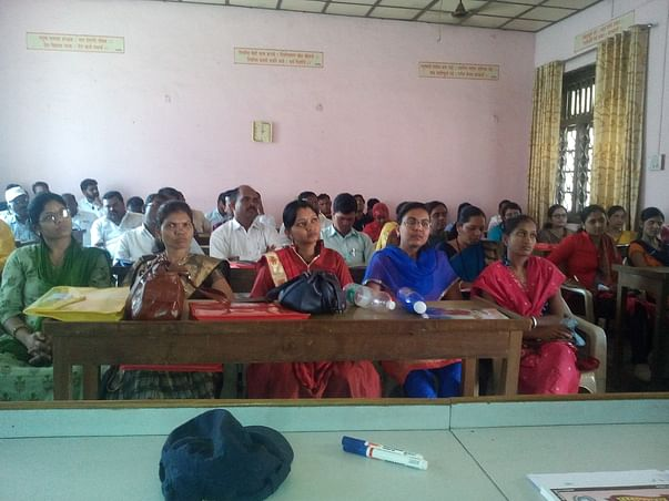 Help us  non profit organization for social worker training make india