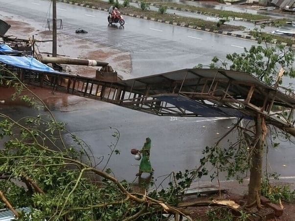 Donate to Fani Cyclone Victims of Odisha. Your Help is Crucial !