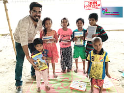Support us for giving a better life to these KIDS