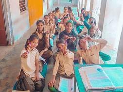 Help Children Get A Water Cooler At School
