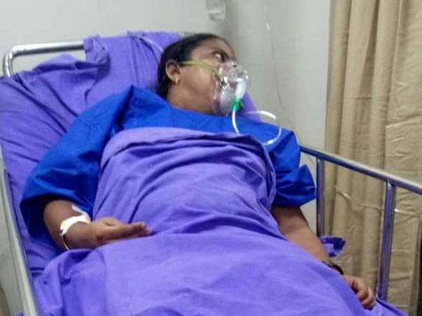 Help Sridevi Recover From Respiratory Issue