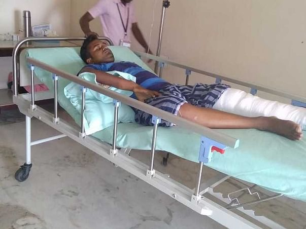 Help Manikandan Undergo A Bone Marrow Transplant