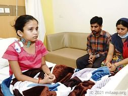 Girl Who Wrote Her Exams Despite Being Very Sick Needs Help