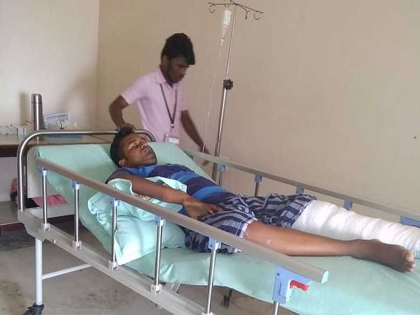 Help Manikandan From Cancer