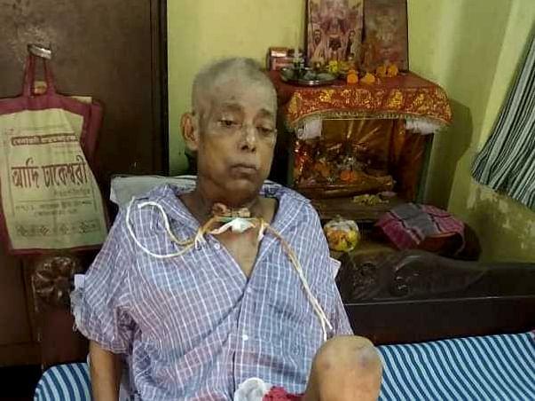 Help Atanu Bhattacharya to fight Cancer