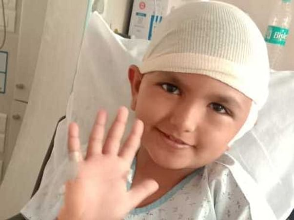 Help 10-year-old Dhruv Recover From Rare Brain Disease