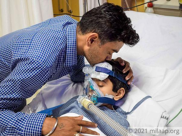 Help Pavitra Fight Pancreatitis