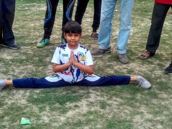 Help Arinjita the 10 year old Karate Girl  win medals for India