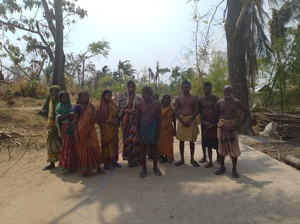 People in the rural areas of Odisha
