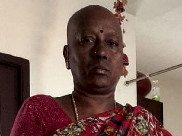 Help Kasthuri fight Breast cancer