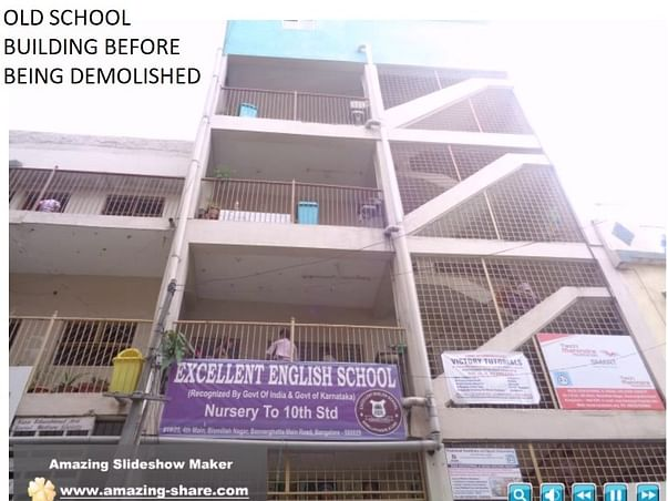 Build a school & vocational center for empowerment of poor
