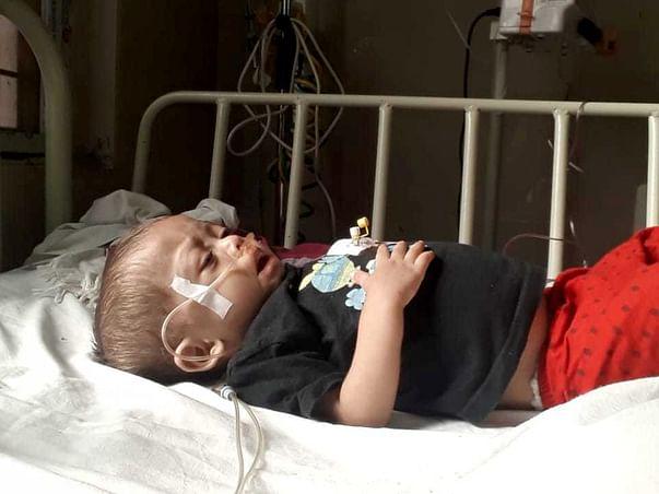 Help KADRI, 18months BabyBoy undergo  Bone Marrow Transplantation