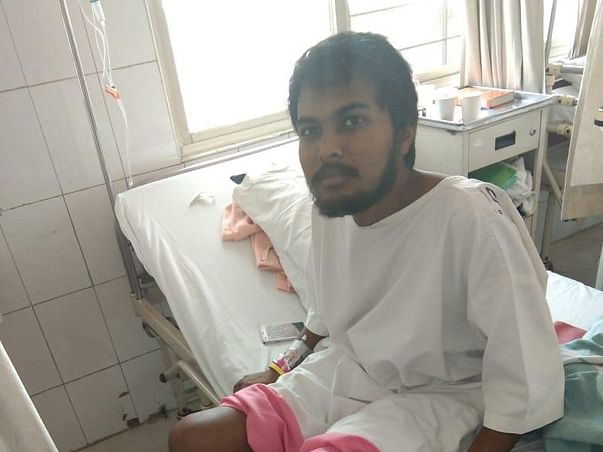 Help my Friend recover from Pheriperal arterial diseases.