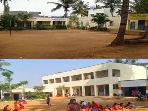 Help alumni of the govt school to improve the quality of education