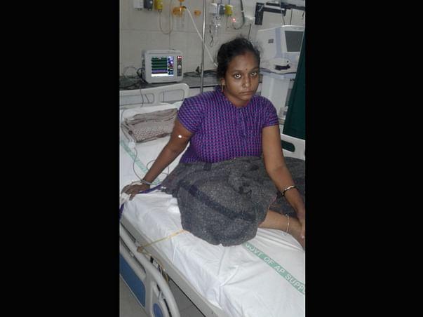 Help Roja Rani Recover From Chronic Pneumonia