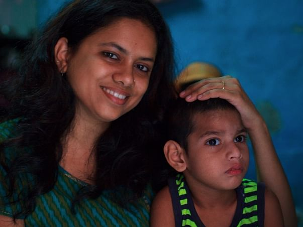 Help Sonalee provide psychological support and safety for special kids