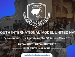 Help Mohith to participate in AYIMUN - 2019