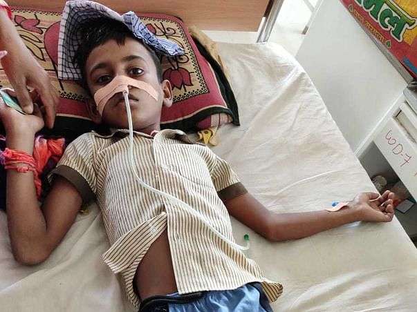 Save 14 Year Old Devendra Who Is Suffering From The Rare GBS
