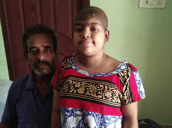 Help Nimi to fight Cancer