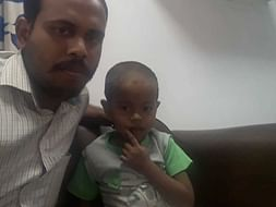 Help My Son From Lung Infection