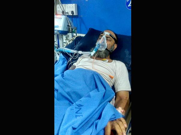 Help Saifuddin Fight Chronic Lymphocytic Leukemia
