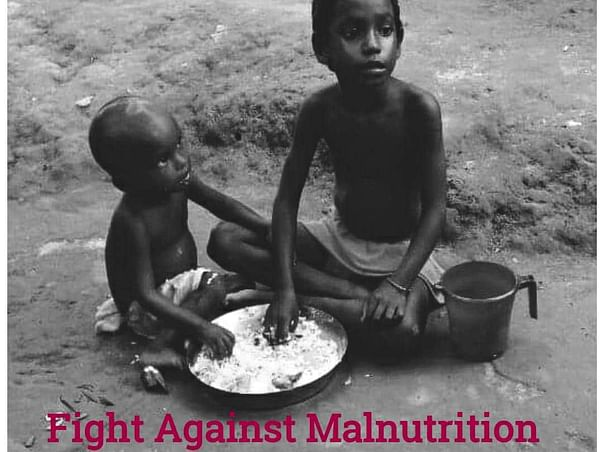 Help us to StopChildMalnutrition