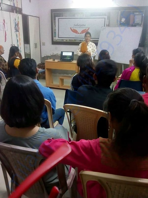Nutrition literacy awareness session
