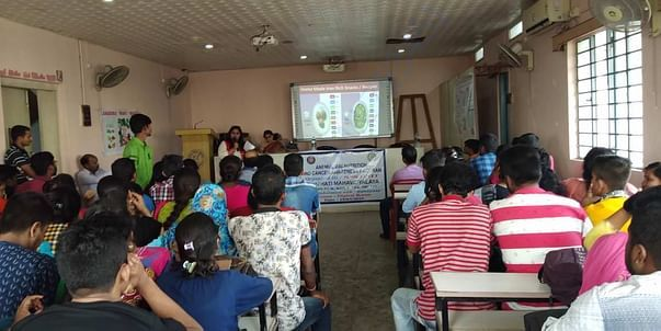 Adolescent nutrition awareness sessions