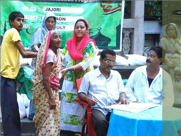 Help Poor Underprivileged Widows - Donate only Rs 1,000 per Month