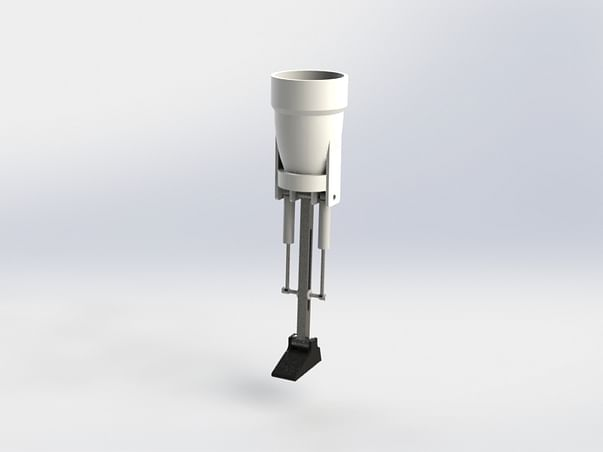 Help Me Develop Prosthetic Limbs for the Needy