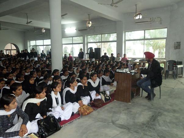 Help Us Educate Poor Girls!!