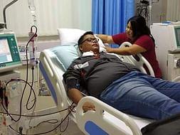 Support Khupmang for kidney tranplant