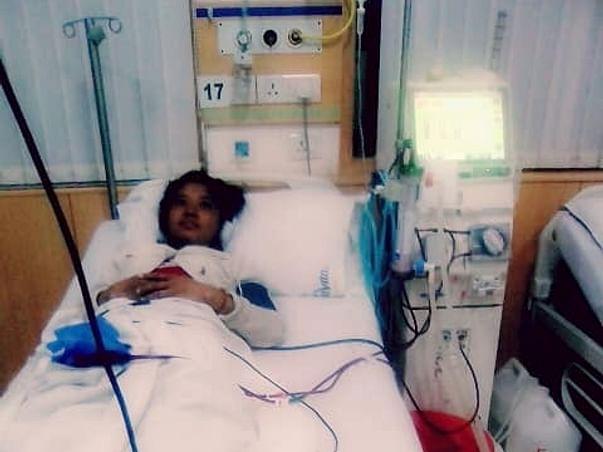 Help Ishika Save Her Life