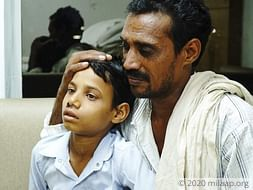 Chhotu needs your help to undergo his treatment