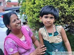 Help Nivedhya Recover From Hearing Loss