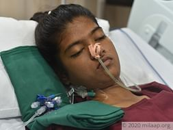 Asmita Dighe needs your help to undergo Liver Transplant