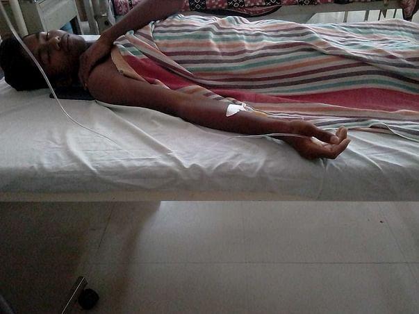 Help Sibasambhu Senapati fight cancer