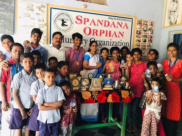 Help Orphans for a permanent residence