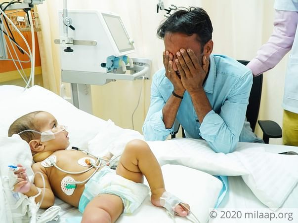 Help Vanshika Fight Viral Myocarditis